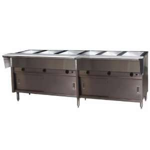 Gas Hot Food Table   Spec Master Series