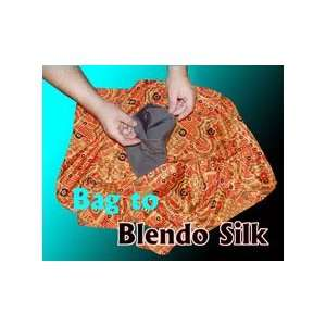 Bag to Blendo Silk Complete Jumbo Magic Trick Stage Toy