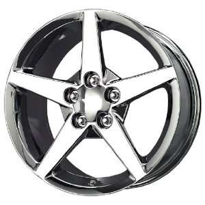 Replica Alloys C6 Corvette Chrome Wheel (17x10/5x120.6mm