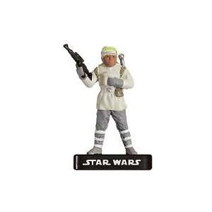 Star Wars Miniatures Elite Hoth Trooper # 6   Alliance