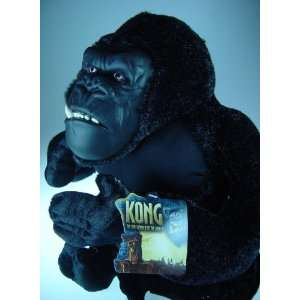 22 King Kong 8th Wonder of the World Plush Toys & Games