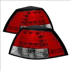 Spyder LED Euro / Altezza Tail Lights 08 09 Pontiac G8 Automotive