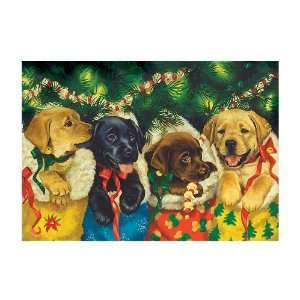 Puppies Advent Calendar Toys & Games