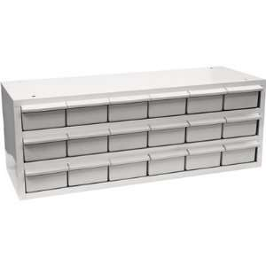 TruckStar Steel Sliding Drawer Truck Box   18 Drawers, Horizontal
