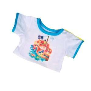 Treasure Island Pirates T Shirt Outfit Teddy Bear Clothes Fit 14