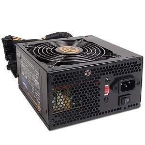 A Power AK 750W 20+4 pin ATX PSU w/SATA & PCIe (Black