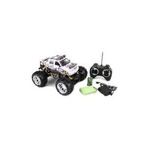 Escalade Monster Truck RC Remote Control car with Toys & Games