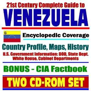 21st Century Complete Guide to Venezuela Encyclopedic