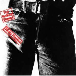 Sticky Fingers Rolling Stones Music