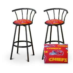 2 Kansas City Chiefs NFL Football Themed Specialty / Custom