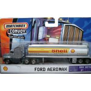 Shell Tanker Truck Semi 164 Scale Die Cast Truck Car Toys & Games