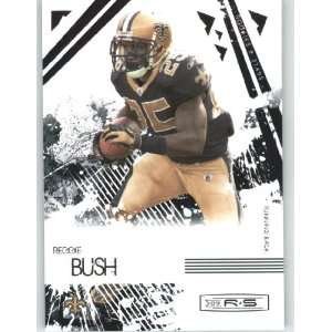 Reggie Bush   New Orleans Saints   2009 Donruss Rookies