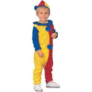 Clown Toddler Costume Toys & Games