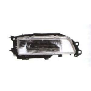 91 TOYOTA CAMRY HEADLIGHT ASSEMBLY, PASSENGER SIDE   DOT Certified