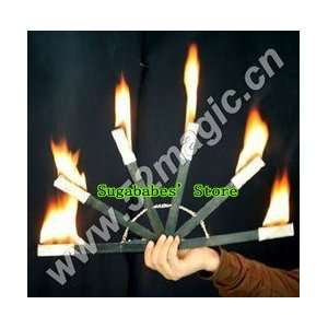 fire and fan/magic sets magic show magic props magic tricks Toys