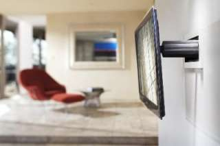 Low Profile Articulation LED Wall Mount Television Plasma Hanger