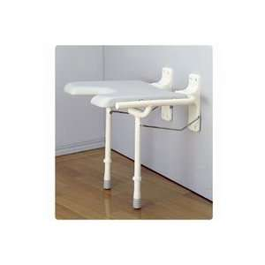 Nova Wall Mounted Foldable Shower Seat Health & Personal