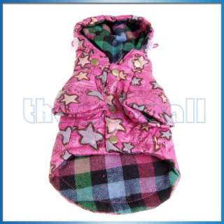 Dog Pet Coat Jersey Hoodie Warm Clothes Appreal Costume