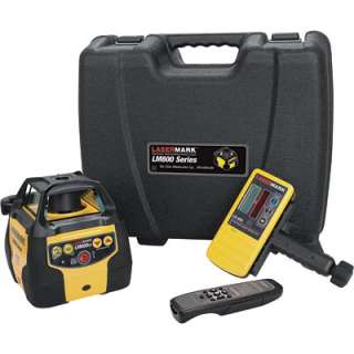 CST/Lasermark Self Leveling Rotary Laser Level   NEW