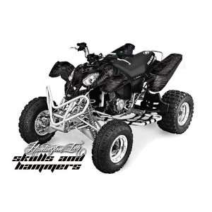 Ink AMR Racing 2002 2011 Polaris Predator 500 ATV Quad, Graphic Ki