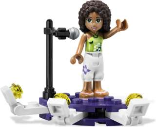 NEW 2012 LEGO FRIENDS 3932 ANDREAS STAGE *NIB, GREAT FIND, NEW LEGO