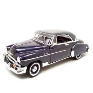 1950 CHEVY BEL AIR GREY 118 SCALE DIECAST MODEL Toys