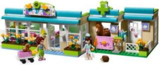 NEW 2012 LEGO LEGO Friends 3188 Heartlake Vet Animals Hospital sealed