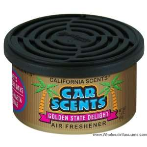 California Car Scents Golden State Delight Fragrance with