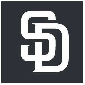 San Diego Padres Auto Car Wall Decal Sticker Vinyl