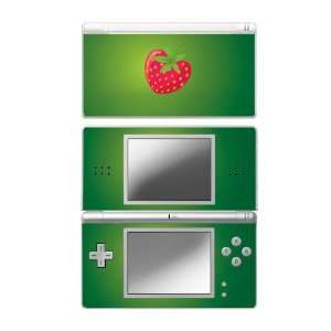 StrawBerry Love Decorative Protector Skin Decal Sticker for Nintendo