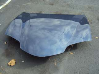 98 02 Pontiac Firebird Trans Am OEM Factory Hood Metal Blue 99 00 01