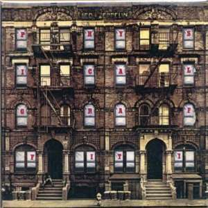 Led Zeppelin   Physical Graffiti Magnet