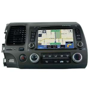 Myron & Davis NV7HCV1 2006 2011 Honda Civic In Dash Navigation System