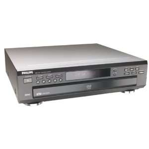 Philips DVD793CH 5 Disc Progressive Scan DVD/CD Changer Electronics