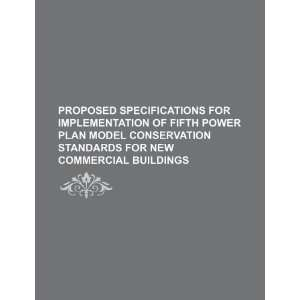 model conservation standards for new commercial buildings
