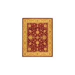 Antiquities   AT312C Area Rug   83 x 11   Red, Gold