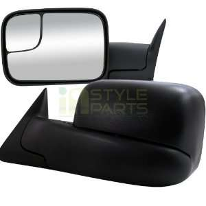 98 02 Dodge Ram Heated Towing Mirrors   Power Automotive