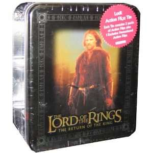 Lord Of The Rings Collectible Trading Cards Tin   The