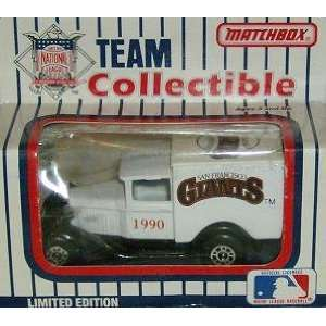MLB Diecast Ford Model A Truck Baseball Collectible