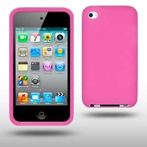 IPOD TOUCH 4 LIGHT PINK SILICONE SKIN CASE BY CELLAPOD