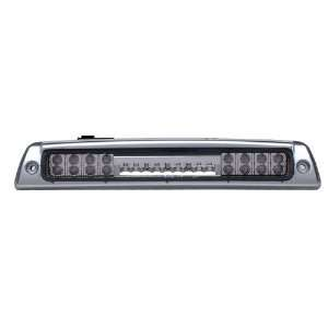 DODGE RAM 94 01 LED 3RD BRAKE LIGHT ALL CHROME NEW Automotive