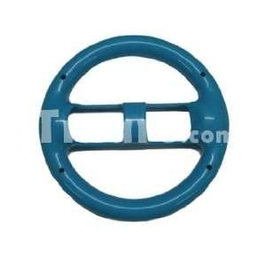 Mario Kart Steering Wheel Controller for Nintendo Wii Blue