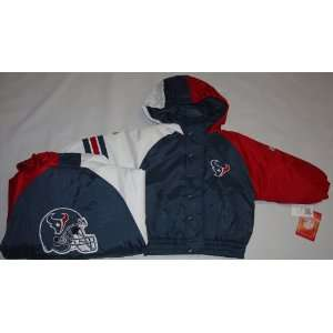 NFL Houston Texans Kids Jacket, Large 7