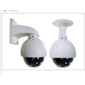 sony color ccd pan tilt dome camera security camera