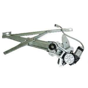 Sedan Front Power Window Regulator with Motor Driver Side Automotive