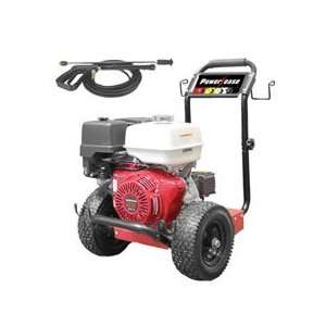 BE Prosumer 3600 PSI (Gas Cold Water) Pressure Washer w