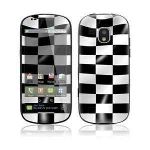 Checkers Decorative Skin Cover Decal Sticker for Samsung Continuum