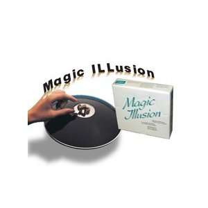 Magic Illusion Trick Floating Penetration Close Up Easy