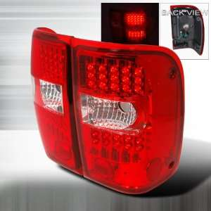 Ford Ford Ranger G2 Led Tail Lights /Lamps Performance
