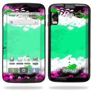 Vinyl Skin Decal Cover for Motorola Atrix 4G Cell Phone   Paint